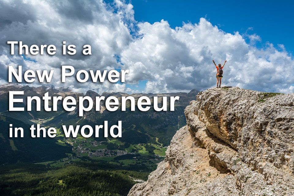 Power Entrepreneur